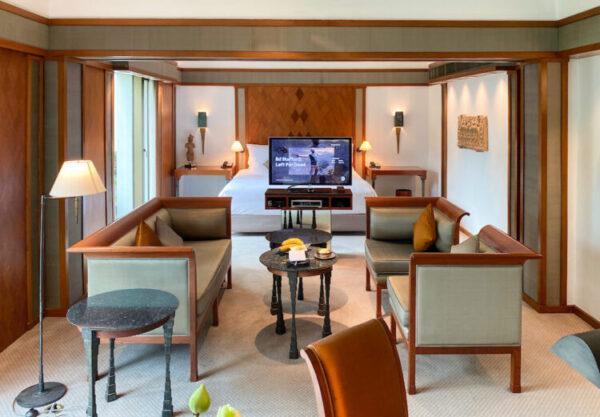 ザ スコータイ バンコク(The Sukhothai Bangkok)の客室2
