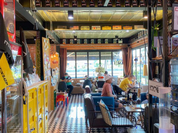 豆腐屋P.A(Tofuya)のカフェ