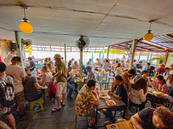 クレット島のクラフトビール店(Chitbeer)1