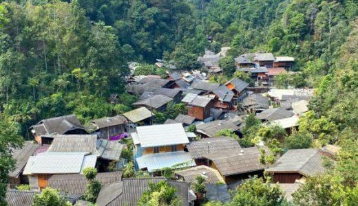 メーカンポン村の日帰り観光。おすすめ絶景スポット、チェンマイからの行き方を紹介します。