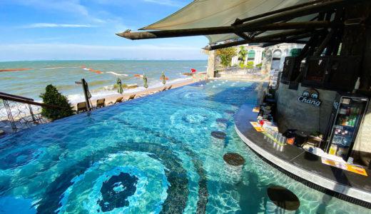 モーダス パタヤ ビーチフロント宿泊レビュー。高層階のオーシャンビュー客室はかなり良い。1泊7,000円前後ならあり。