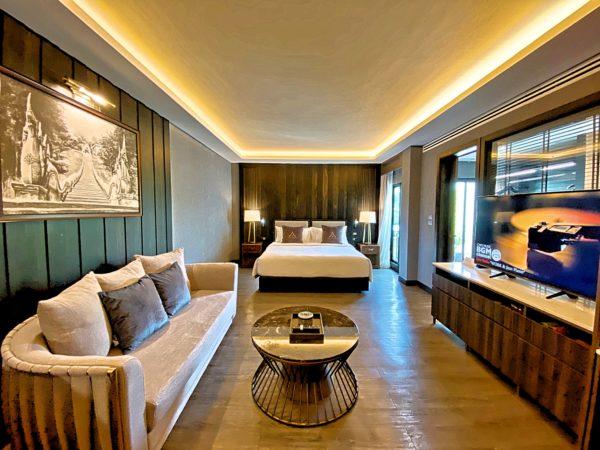 ザ チェンマイ オールドタウン ホテル(The Chiang Mai Old Town Hotel)の客室1