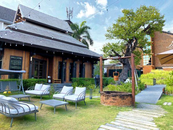 ザ チェンマイ オールドタウン ホテル(The Chiang Mai Old Town Hotel)の井戸