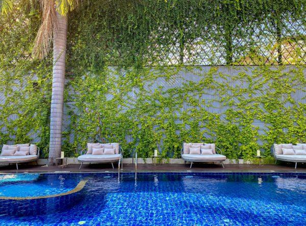 ザ チェンマイ オールドタウン ホテル(The Chiang Mai Old Town Hotel)のプール3
