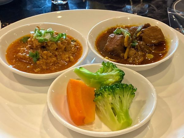 ザ チェンマイ オールドタウン ホテル(The Chiang Mai Old Town Hotel)の朝食1