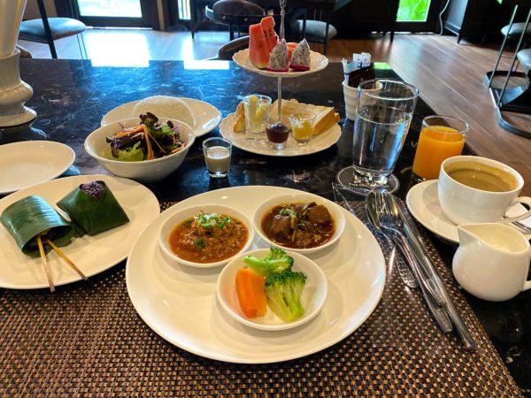ザ チェンマイ オールドタウン ホテル(The Chiang Mai Old Town Hotel)の朝食4
