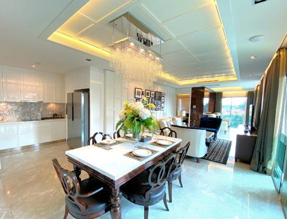 ザ チェンマイ リバーサイド(The Chiang Mai Riverside)の2ベッドルーム レジデンス1