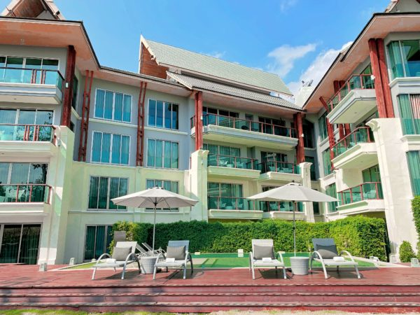 ザ チェンマイ リバーサイド(The Chiang Mai Riverside)の外観