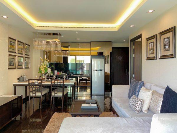 ザ チェンマイ リバーサイド(The Chiang Mai Riverside)1ベッドルーム プレミア3