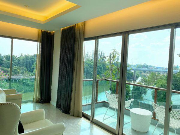 ザ チェンマイ リバーサイド(The Chiang Mai Riverside)の2ベッドルーム レジデンス3