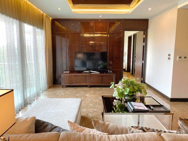 ザ ペントハウス 2ベッドルーム 2バスルーム Vorra Chinda3
