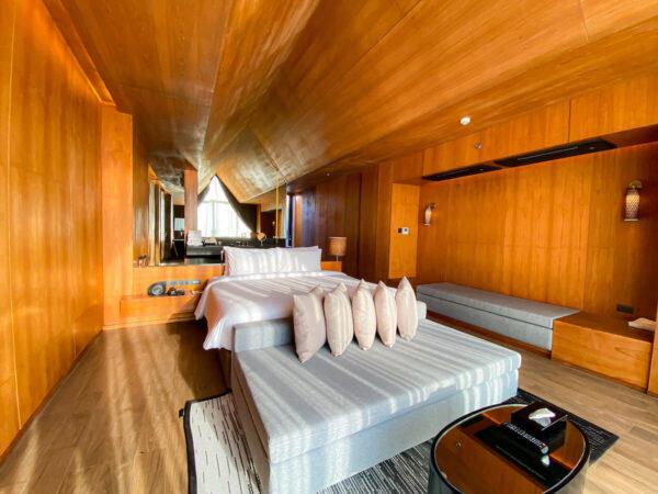 アナアナン リゾート アンド ヴィラズ パタヤ(Ana Anan Resort and Villas Pattaya)のヴィラ