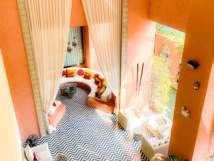 マラケシュホアヒン リゾート アンド スパ(Marrakesh Hua Hin Resort and Spa)のロビー3