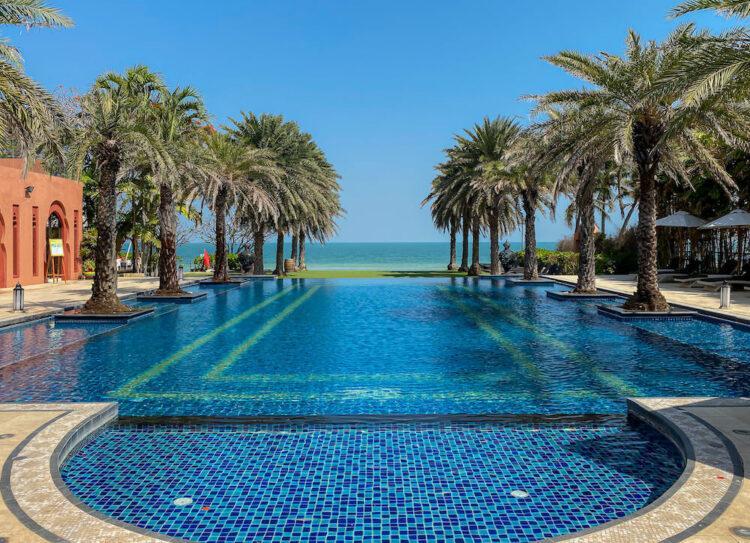 マラケシュホアヒン リゾート アンド スパ(Marrakesh Hua Hin Resort and Spa)のプール1