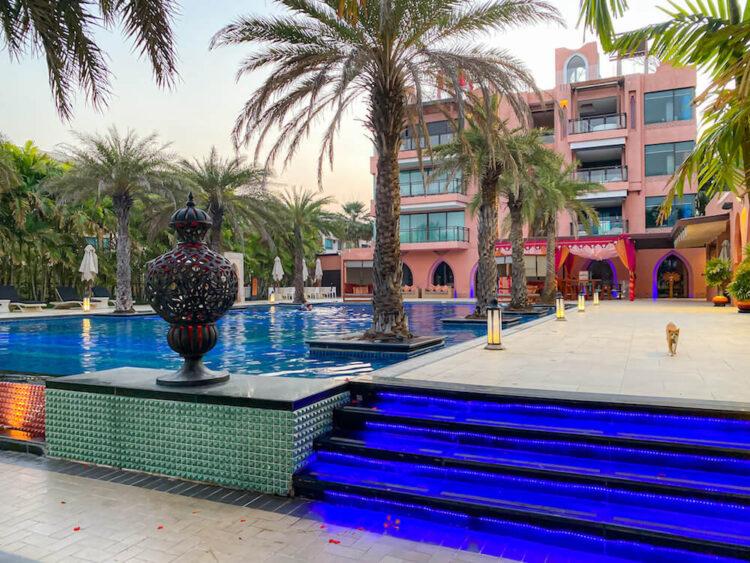 マラケシュホアヒン リゾート アンド スパ(Marrakesh Hua Hin Resort and Spa)のプール3