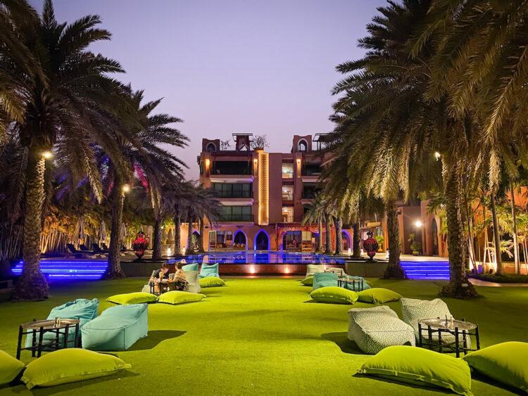 マラケシュホアヒン リゾート アンド スパ(Marrakesh Hua Hin Resort and Spa)のレストラン