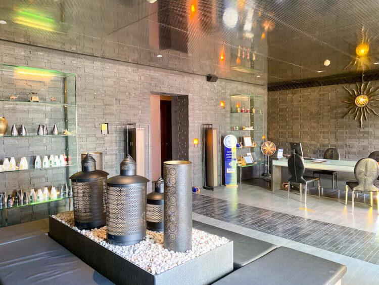 マラケシュホアヒン リゾート アンド スパ(Marrakesh Hua Hin Resort and Spa)のスパルーム1