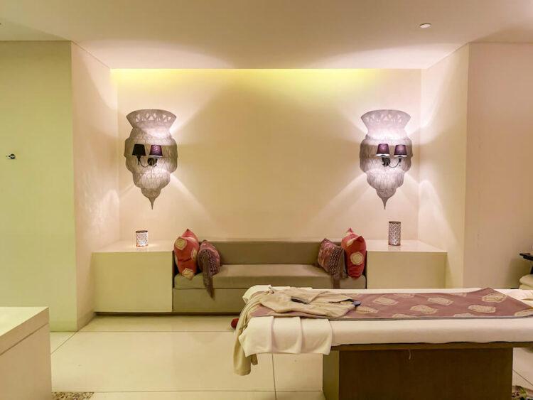 マラケシュホアヒン リゾート アンド スパ(Marrakesh Hua Hin Resort and Spa)のスパルーム2