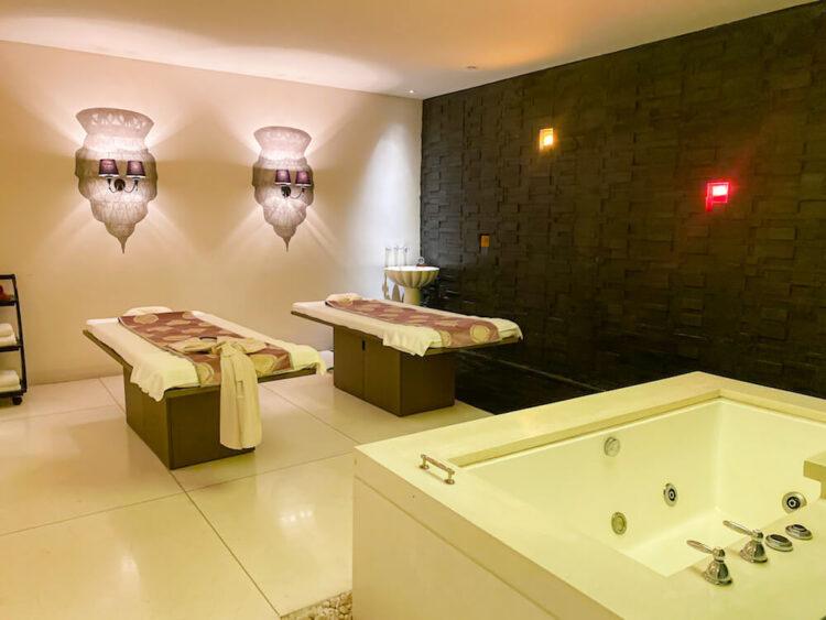 マラケシュホアヒン リゾート アンド スパ(Marrakesh Hua Hin Resort and Spa)のスパルーム3