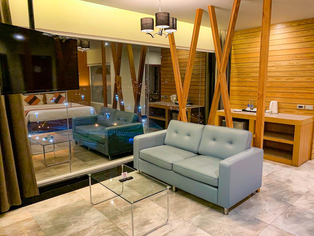 バリハイ ベイ レジデンス(Balihai Bay Residence)のプレミアムオーシャンビュー3