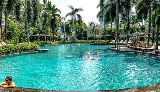 コンラッド バンコク(Conrad Bangkok)のプール
