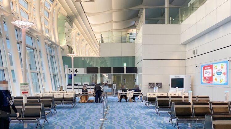 羽田空港の検疫所