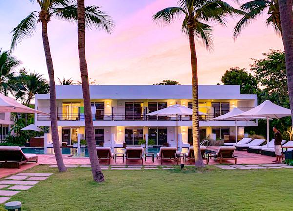 プタラクサ ホアヒン リゾート(Putahracsa Hua Hin Resort)の外観