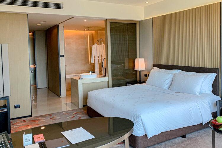ジ オークラ プレステージ バンコク(The Okura Prestige Bangkok)の客室2
