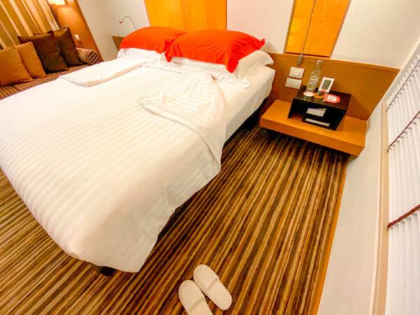 デュシット D2 ホテル(Dusit D2 Chiang Mai Hotel)のターンダウンサービス