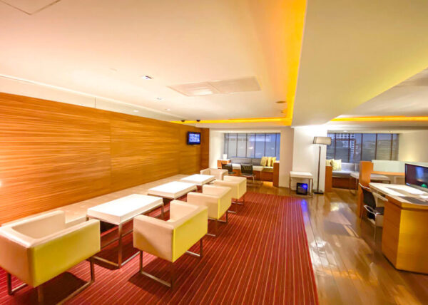 デュシット D2 ホテル(Dusit D2 Chiang Mai Hotel)のクラブラウンジ2