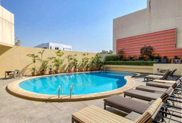 デュシット D2 ホテル(Dusit D2 Chiang Mai Hotel)のプール
