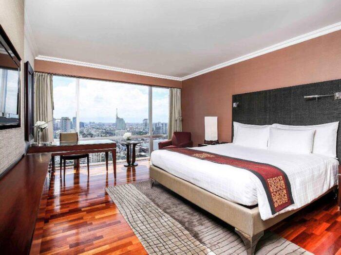プルマン バンコク ホテル G(Pullman Bangkok Hotel G)のエグゼクティブダブルルーム
