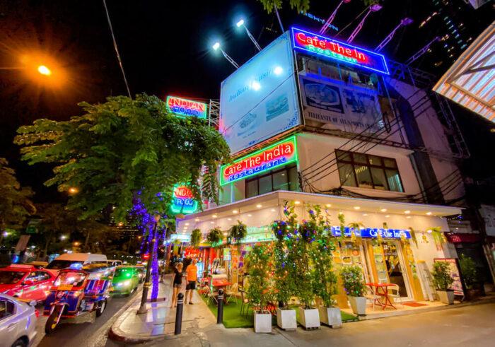 プルマン バンコク ホテル G(Pullman Bangkok Hotel G)周辺の飲食店