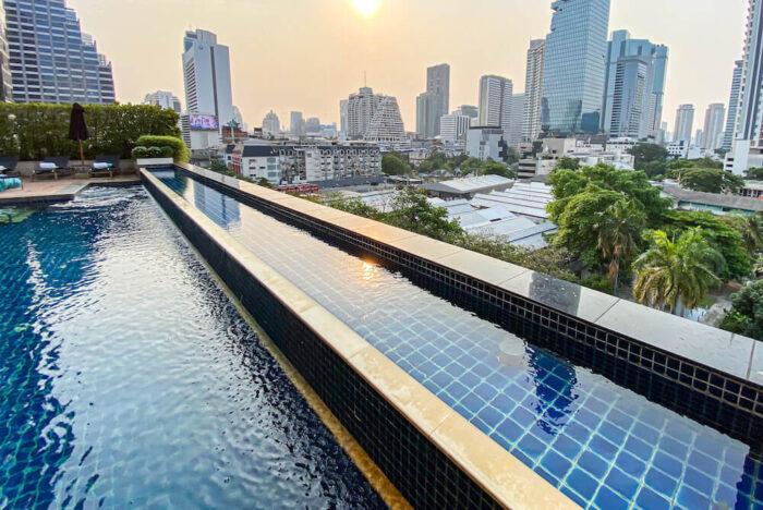 プルマン バンコク ホテル G(Pullman Bangkok Hotel G)のプール3