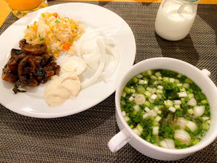 プルマン バンコク ホテル G(Pullman Bangkok Hotel G)で食べた朝食