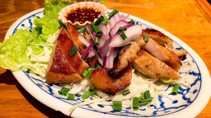タイ料理レストラン「カオサン」で食べたコムヤーン