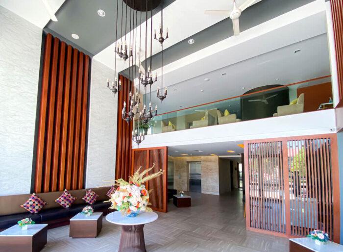 ハイシア ホアヒン ホテル(Hisea Huahin Hotel)のエントランスロビー