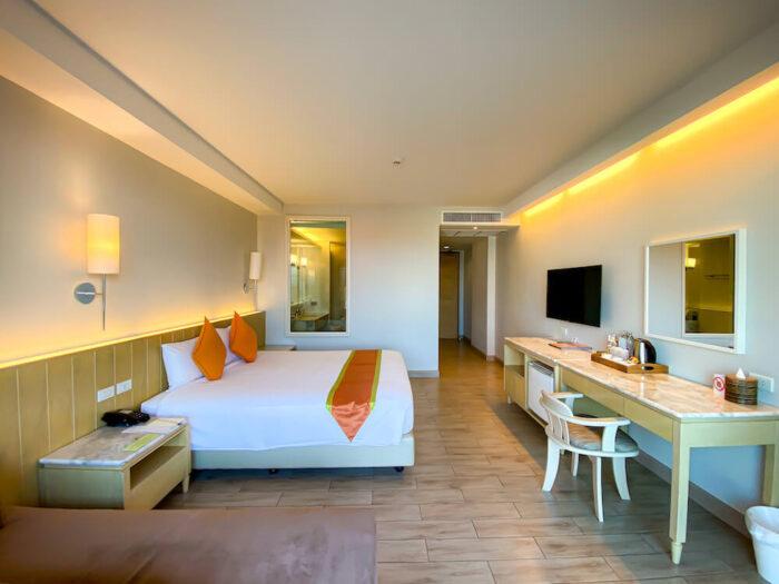 ハイシア ホアヒン ホテル(Hisea Huahin Hotel)の客室2