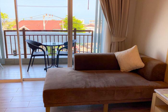 ハイシア ホアヒン ホテル(Hisea Huahin Hotel)の客室ソファー