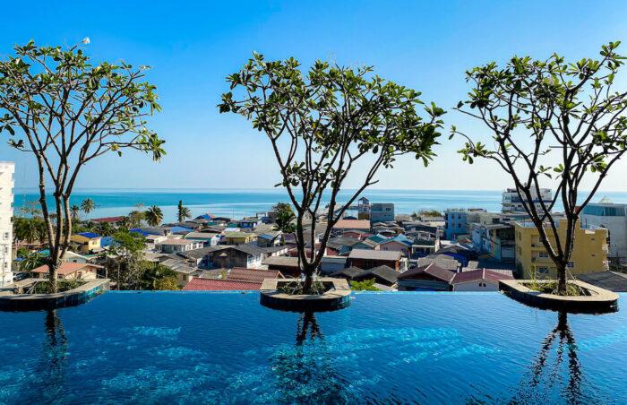 ハイシア ホアヒン ホテル(Hisea Huahin Hotel)のプール3
