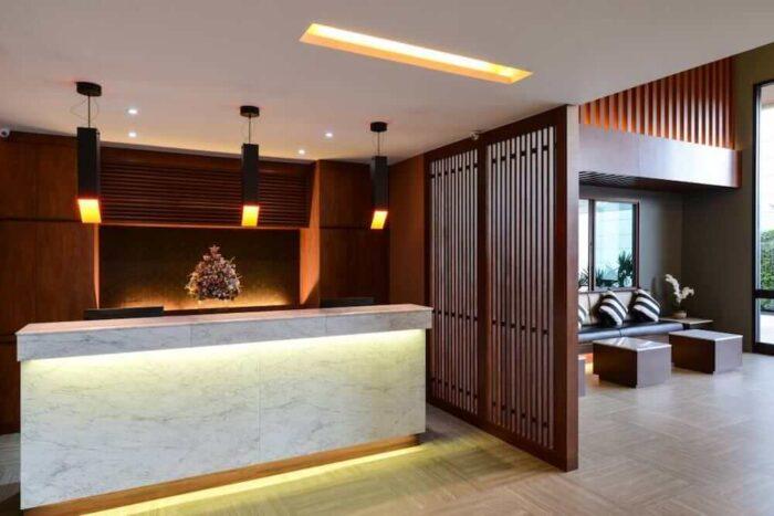 ハイシア ホアヒン ホテル(Hisea Huahin Hotel)のレセプション