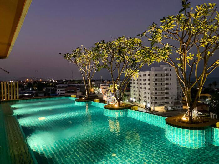 ハイシア ホアヒン ホテル(Hisea Huahin Hotel)のプール4