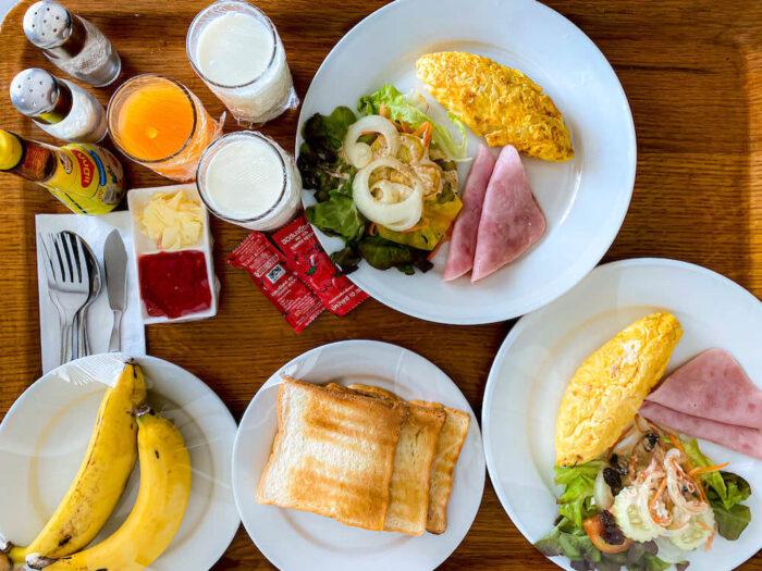 ハイシア ホアヒン ホテル(Hisea Huahin Hotel)の朝食