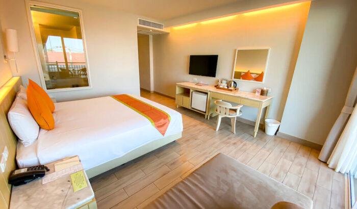 ハイシア ホアヒン ホテル(Hisea Huahin Hotel)の客室3