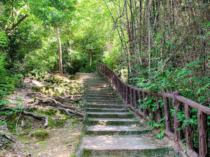 エラワンの滝トレッキングコース