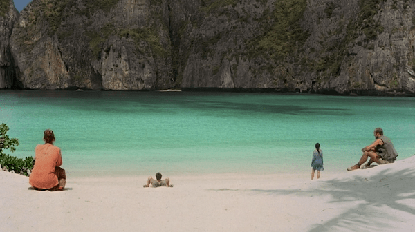 ザ・ビーチ(The Beach)のシーン3