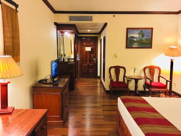アンコール パラダイス ホテルの客室4
