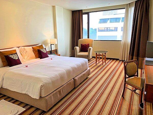 アマリ ドンムアン エアポート バンコクホテル(Amari Don Muang Airport Bangkok Hotel)の客室2