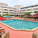 アマリ ドンムアン エアポート バンコクホテル(Amari Don Muang Airport Bangkok Hotel)のプール