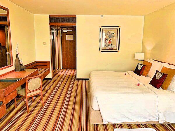 アマリ ドンムアン エアポート バンコクホテル(Amari Don Muang Airport Bangkok Hotel)の客室4